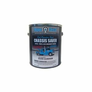 Chassis Saver Silver Aluminum 1 Gallon Ucp934 01 High Solids Voc Compliant