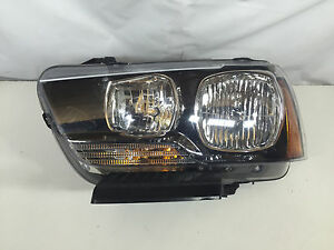 2011 2014 Dodge Charger Headlight Oem Lh Driver Pre Owned