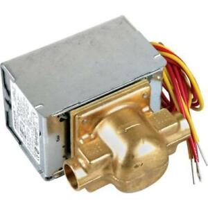 Honeywell 24 Volt 3 5 Cv Zone Valve With 1 Connection Normally Closed
