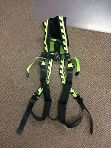 Miller By Honeywell Aca qc ubl L xl Full Body Saftey Harness