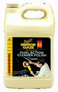 Meguiar s M8301 Professional Dual Action Cleaner polish 1 Gallon