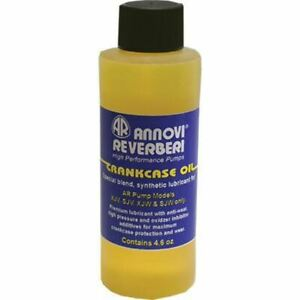 Annovi Reverberi Ar64545 Pump Oil For Sj And Xj Series Axial Cam Pumps 4 5 Oz