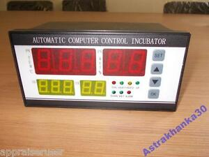 Xm 18 Controller Automatic Multifunction Incubator Management System