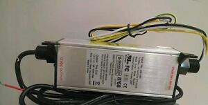 Sloan Led Modular 60w 12 Volt Ip68 rated Dc Power Supply 701507 modw