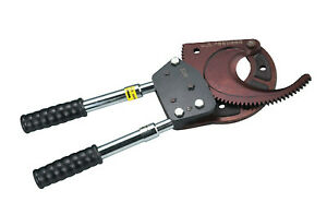 1 X Ratchet Cable Cutters Diameter 130mm Al Cu Armored Cable 3 300 300cu Armored