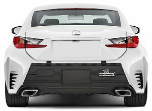 Rear Bumper Protector Guard Parking Car Truck Super Wide Largest Park Protection