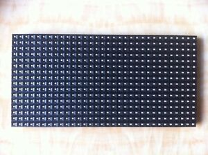 Ph10mm Indoor Full Color Led Display Modules 48pcs With Controller And Power