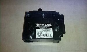 Siemens Circuit Breakers Q160 60 amp 1 Pole 120 volt Box Of 12