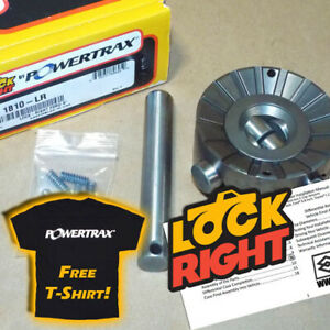 Lock Right Locker By Powertrax 28 Or 31 Spline Fits Ford 8 Or 9 Inch Car