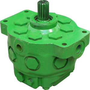 Amx4830 r Reman Hydraulic Pump For John Deere 2030 2440 2510 2520 Tractors