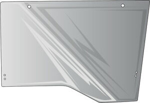 96671c3 Side Glass Tinted Right Hand For Case Ih 7110 7120 7130 7140 Tractors