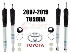 Bilstein B8 5100 Adjustable Front Shocks W Rear Set For 2007 2019 Toyota Tundra