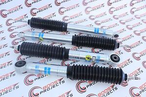 Bilstein B8 5100 Shock Absorbers Monotube Front Rear For 00 06 Toyota Tundra