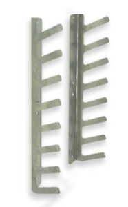 8 Place Screen Printing Squeegee Rack Holder Screenprinting 2 4pl