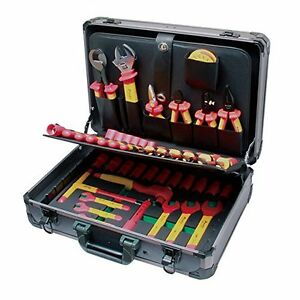 Eclipse Pro skit Pk 2836m Insulated Metric Tool Kit 41 Piece 1000v