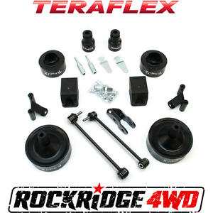 Teraflex Jeep Jk Wrangler 07 18 2 4 Door 2 5 Performance Boost W Adapters