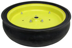 An211864 Gauge Wheel Assembly 4 50 X 16 00 For John Deere 750 Grain Drills