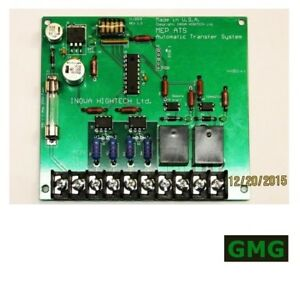 Mep Automatic Transfer Switch Controller For Most Mep Military Generators