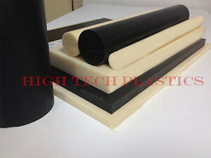 187 X 24 X 48 Black Color Abs Plastic Sheet Hair Cell Finish