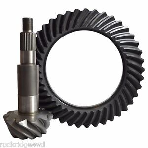 Dana 80 3 73 Thin Usa Ring Pinion Gear Set For Ford Superduty 4 10 Up Case