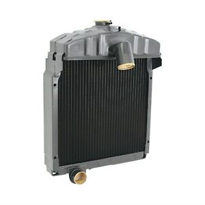 International Farmall Radiator 100 130 200 230 Super Av A 1 356356r94 356356r96