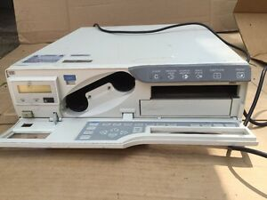 Sony Up 5600md Medical Mavigraph Ultrasound Color Video Graphic Image Printer
