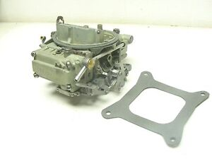 Holley 4 Barrel Carburetor 1850 5752426 Dated 494 Ford Thunderbird 430 Engine