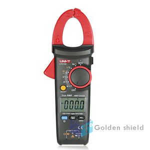 Uni t Ut213c 400a Ac dc Current Measurements True Rms Digital Clamp Meters