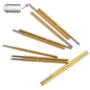 200pcs P50 j1 Dia 0 68mm Length 16mm 75g Spring Test Probe Pogo Pin