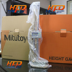1 Pcs Brand New Mitutoyo 192 631 10 Lcd Digimatic Height Gauge 0 450mm 0 01mm