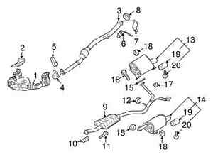 1992 Honda Civic Door Harness Connector in addition Forester Exhaust also 2003 Subaru Outback Exhaust System together with Subaru Tribeca Wiring Diagram also 2006 Kia Sportage Exhaust System Diagram Html. on subaru forester catalytic converter replacement