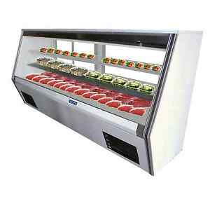 Coolman Commercial Refrigerated High Deli Meat Display Case 96