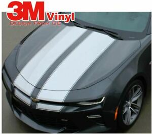 2016 2017 Camaro Pin Stripe Rally Vinyl Graphic Decals 3m Racing Stripes Ss Rs