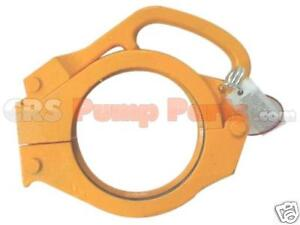 Concrete Pump Parts 5 Hd Clamp Non adjustable