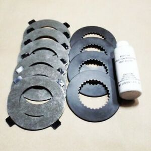Posi Clutch Pack Kit Fits Factory Power Lok Case Dana 70u 32 Spline
