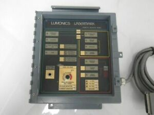 232na451e Lumonics Lasermark Remote Service Panel used And Tested