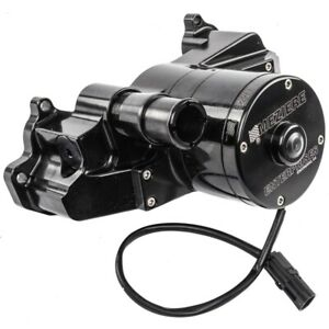 Meziere 42gpm Electric Water Pump Heavy Duty Motor Gm Ls Engine Wp119shd Black