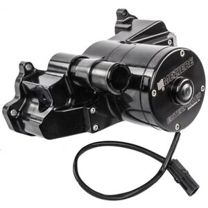 Meziere 35gpm Electric Water Pump Standard Motor Gm Ls Engine Wp119s Black