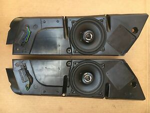 Porsche 968 944 Turbo S S2 8 Door Panel Speaker System