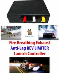 Performance Jdm Rev Limiter Launch Control Chip Fit For Toyota Scion Exhaust