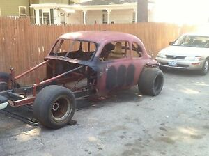 Hotrod Parts Old Modifed Race Car 54 Chev Chase