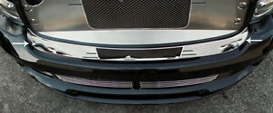 342002 Dodge Ram Front Bumper Cap Polished Fits 2004 2005 1500 Srt Free Shipping