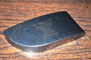 Martin Tool 1057 Auto Body Toe Dolly Forged Steel Full Polish Made In Usa
