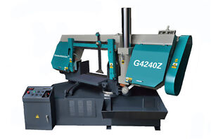 15 1 2 Inch Single Miter Cutting Horizontal Band Saw Machines For Metal
