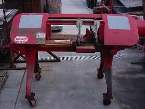Kalamazoo Band Saw Model P 48 Used Blade Size 10 5 X 3 4 X 035