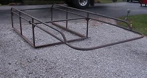Metal Ladder Rack For Pick Up Truck Used
