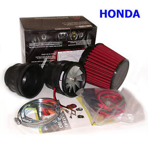 Vortex Electric Supercharger Air Induction Kit For Honda