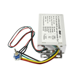 Ck 3 Pwm High Power Dc Motor Speed Controller 12v 60v 25a 1000w