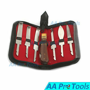 Aa Pro Farrier Hoof Knives Set kit Equine Veterinary Tools