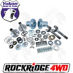 Spin Free Locking Hub Conversion Kit For Dana 44 Ya Wu 01 94 99 Dodge Ram 1500